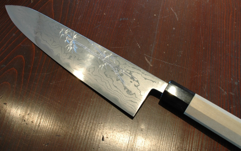 engraved kitchen knives japanese chef kitchen knife the cooking knife a sushi 11580